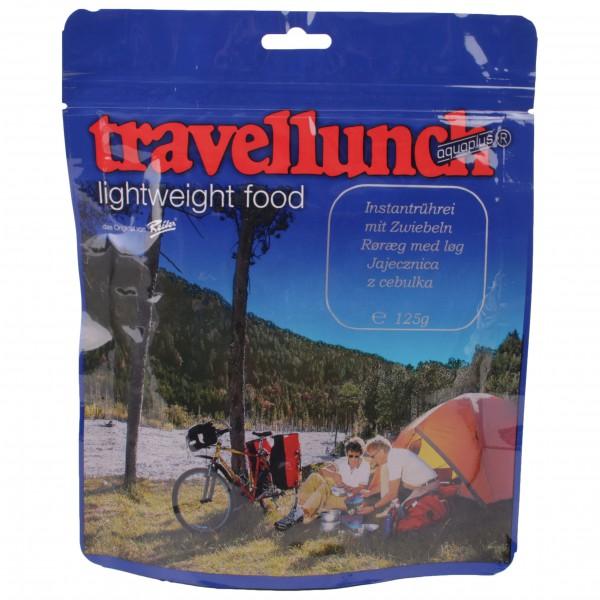 Travellunch - Instantrührei mit Zwiebeln