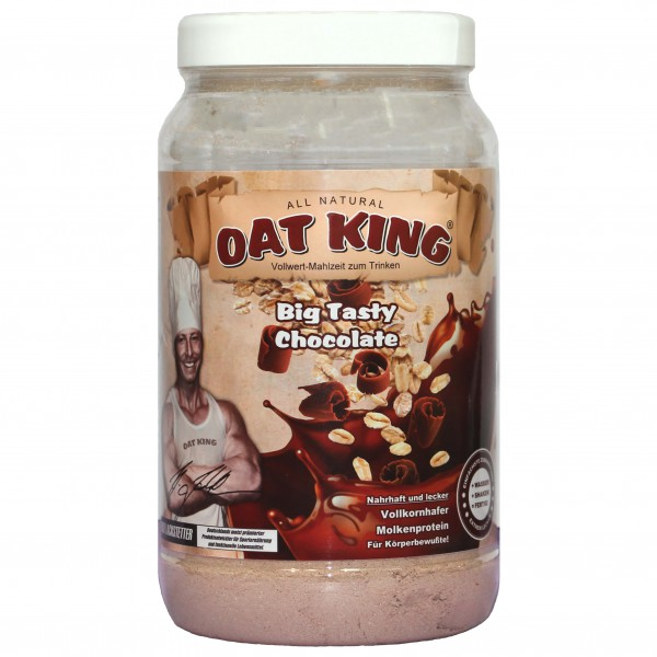 Oat King - Big Tasty Chocolate - Drink powder