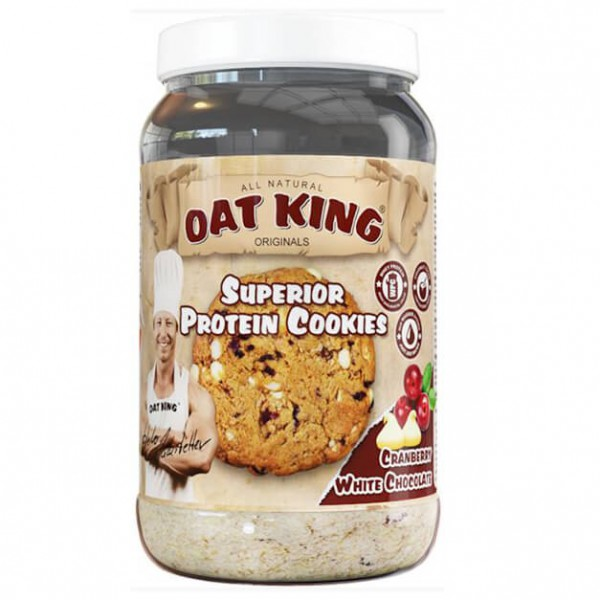 Oat King - Protein Cookies - Leivontasekoitus