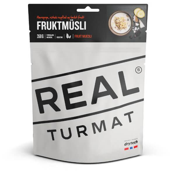 Real Turmat - Cereal Fruit Muesli