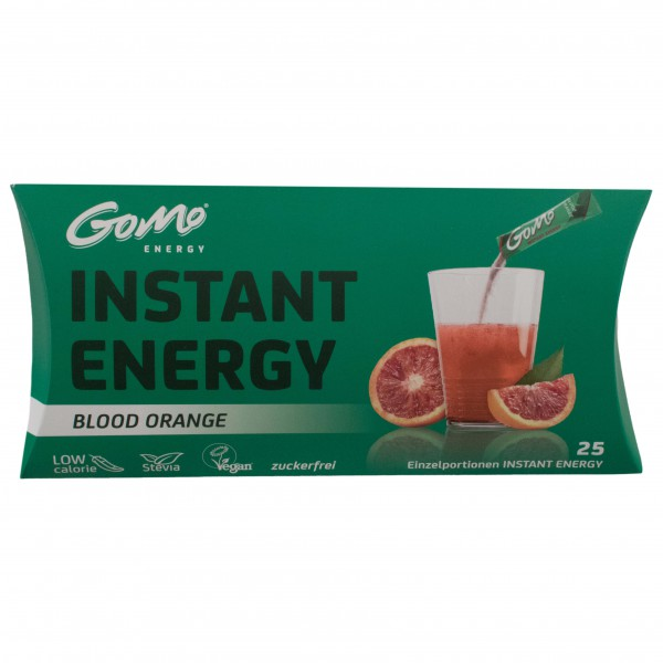 GoMo - Instant Energy Blood Orange