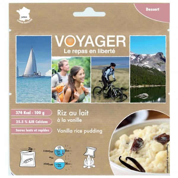 Voyager - Milchreis