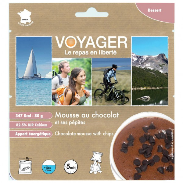 Voyager - Mousse Au Chocolat