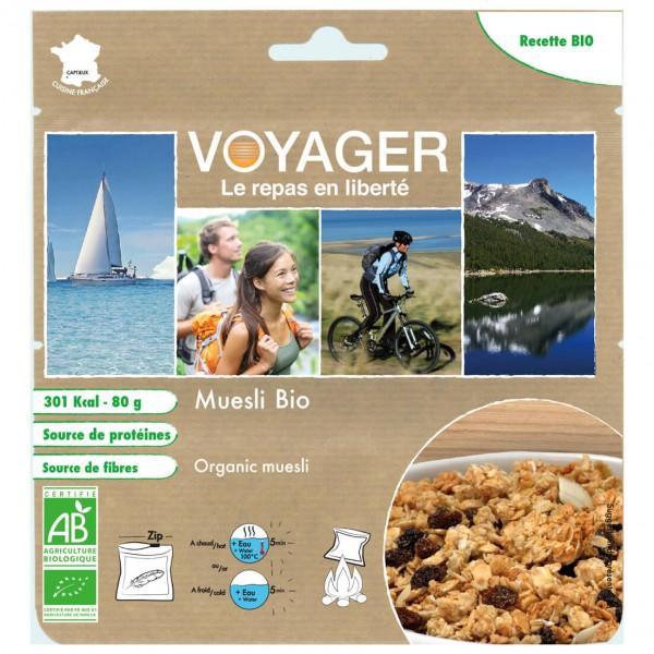 Voyager - Muesli Bioart