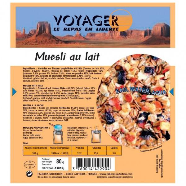 Voyager - Muesli Mit Beerenfrüchten