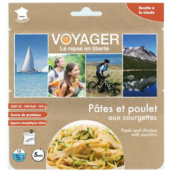 Voyager - Nudeln mit Hähnchen und Zucchini
