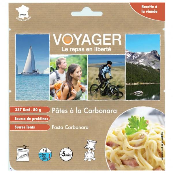 Voyager - Nudeln Mit Schinken Carbonara Art
