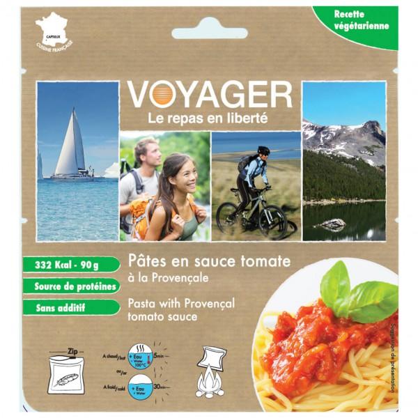 Voyager - Nudeln Mit Tomatensauce Auf Provenzalische Art