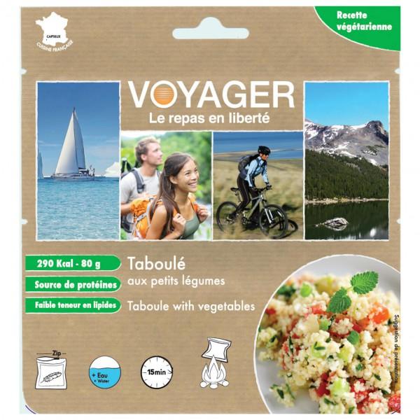 Voyager - Taboule mit Kleingemüse