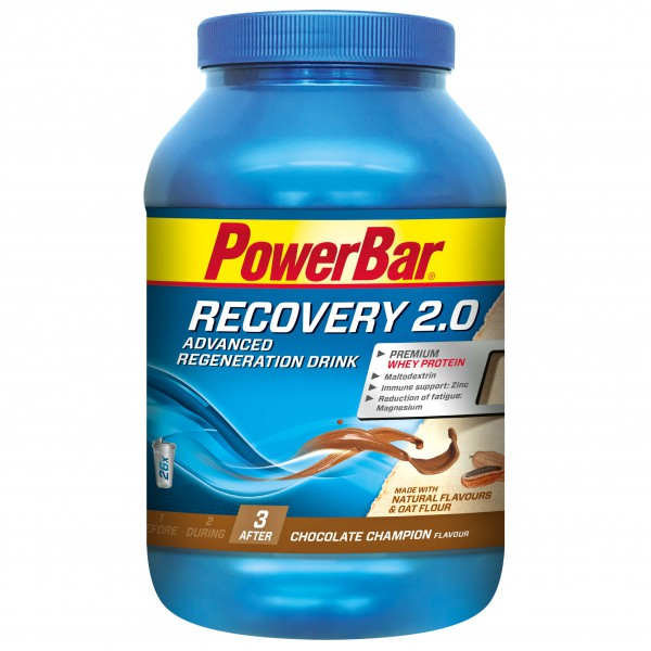 PowerBar - Recovery Drink 2.0 Chocolate Champion