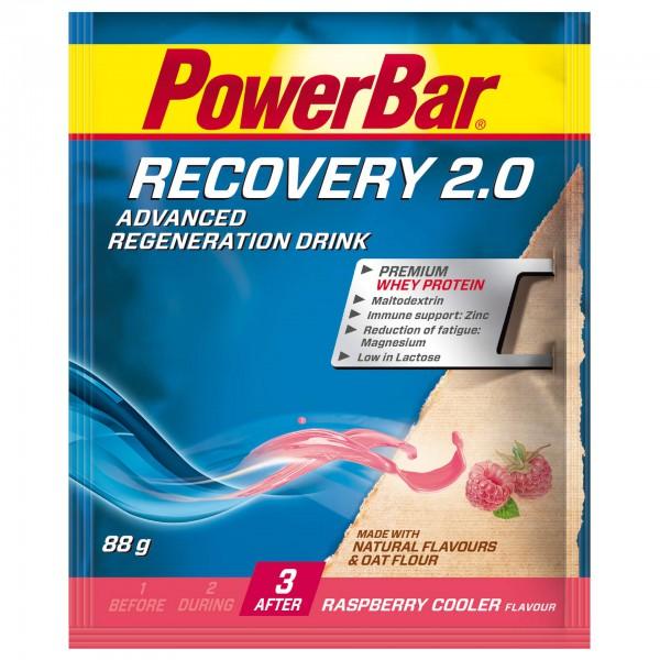 PowerBar - Recovery Drink 2.0 Raspberry Cooler