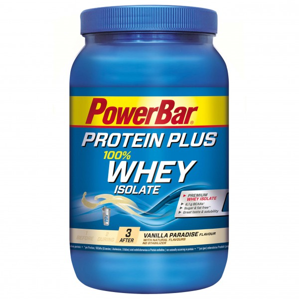 PowerBar - Whey Isolate 100% Vanilla Paradise
