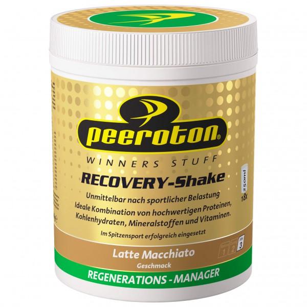 Peeroton - Recovery Shake Latte Macchiato