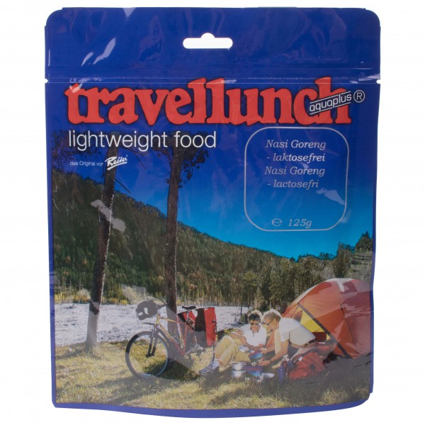 Travellunch - Nasi Goreng mit Huhn und Reis