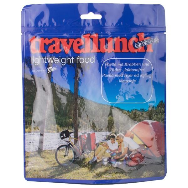 Travellunch - Paella mit Krabben und Huhn (Laktosefrei)