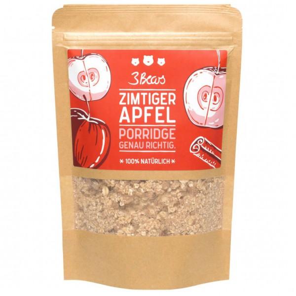 3Bears - Zimtiger Apfel Porridge