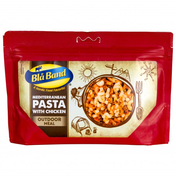Bla Band - Mediterranean Pasta with chicken