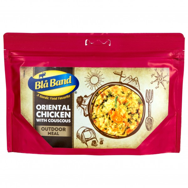Bla Band - Oriental Chicken with couscous