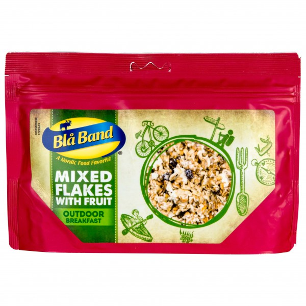 Bla Band - Mixed Flakes with Fruit