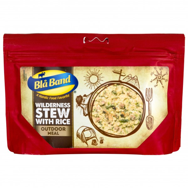 Bla Band - Wilderness Stew with Rice