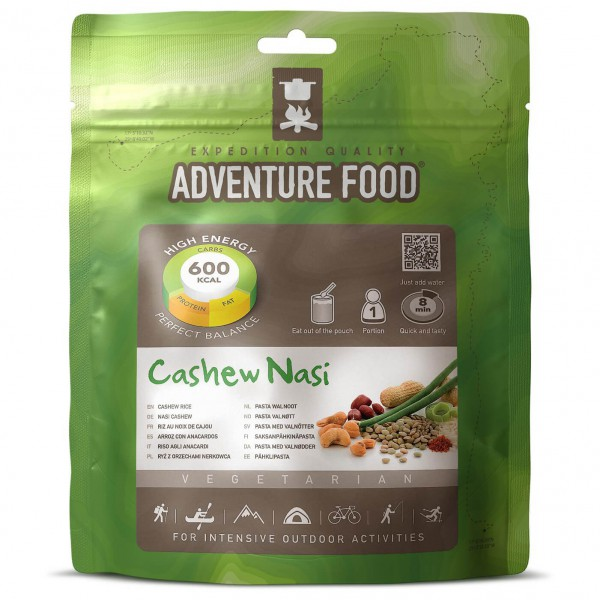 Adventure Food - Cashew Nasi - Reisgericht