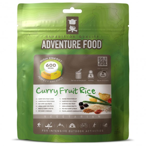 Adventure Food - Curry Fruit Rice - Reisgericht