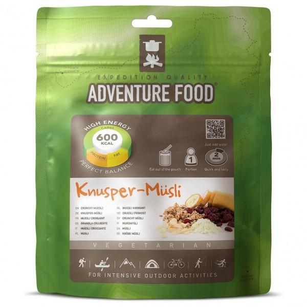 Adventure Food - Knusper Müsli