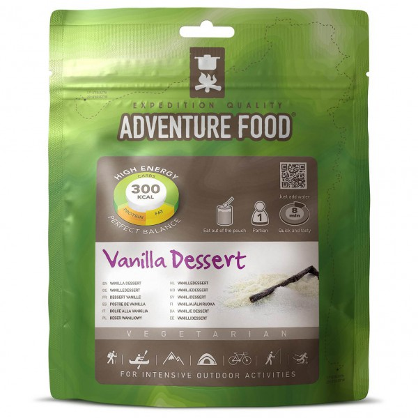 Adventure Food - Vanilla Dessert