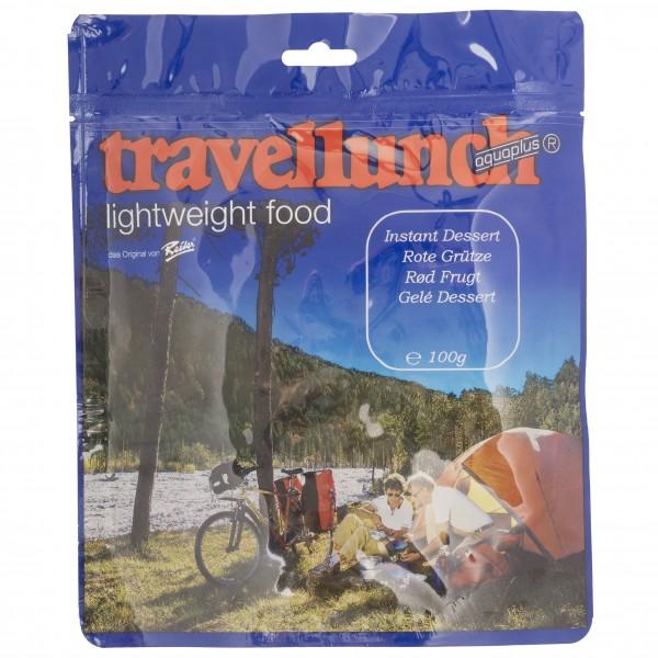 Travellunch - Instantdessert Rote Grütze