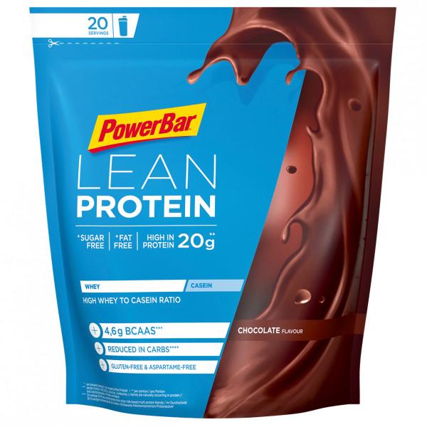 PowerBar - Lean Protein Chocolate - Recoverygetränk