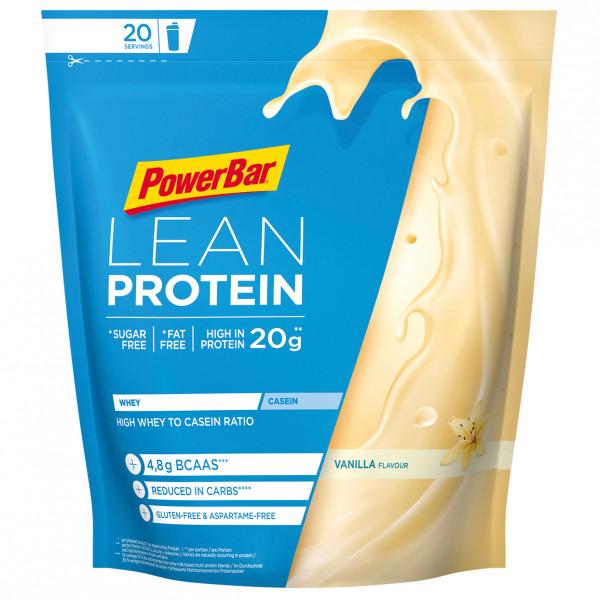 PowerBar - Lean Protein Vanilla - Recoverygetränk