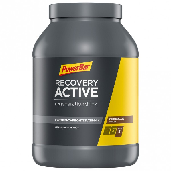 PowerBar - Recovery Active Chocolate - Recoverygetränk