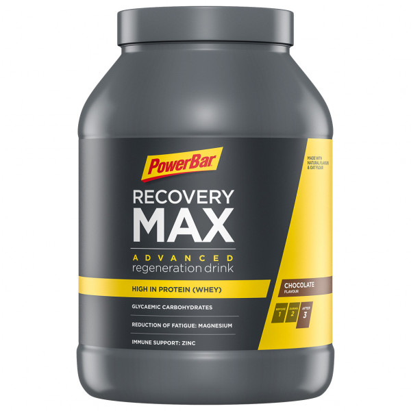 PowerBar - Recovery Max Chocolate Champion - Recoverygetränk