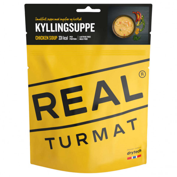 Real Turmat - Chicken Soup