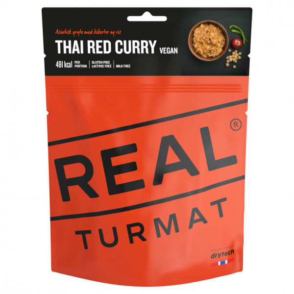 Real Turmat - Thai Red Curry