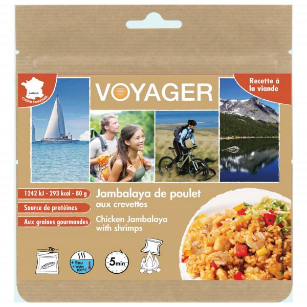 Voyager - Chicken Jambalya with Shrimps