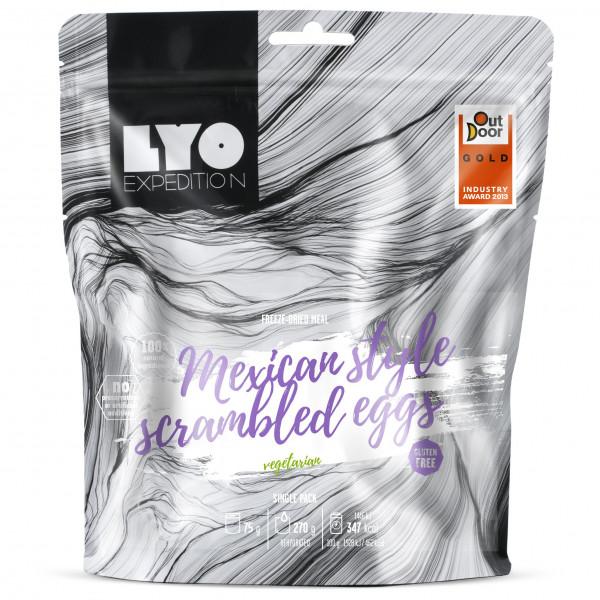 Lyo Food - Mexican Style Scrambled Eggs