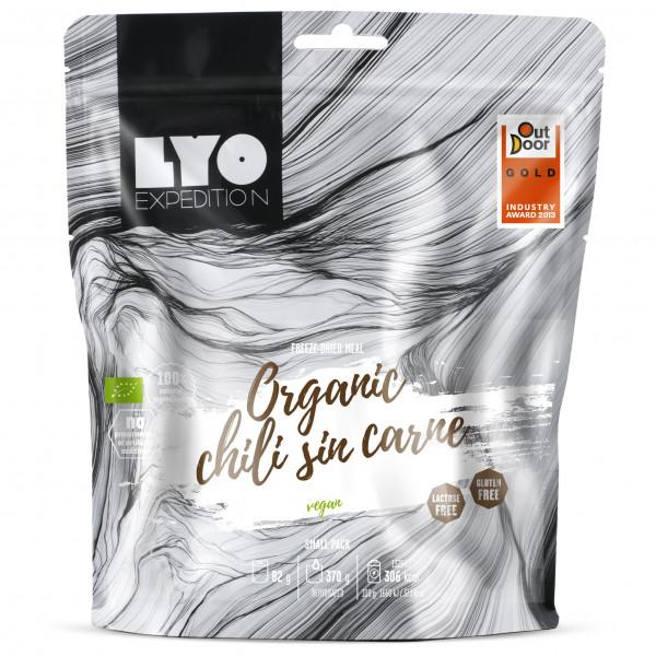 Lyo Food - Organic Chili Sin Carne