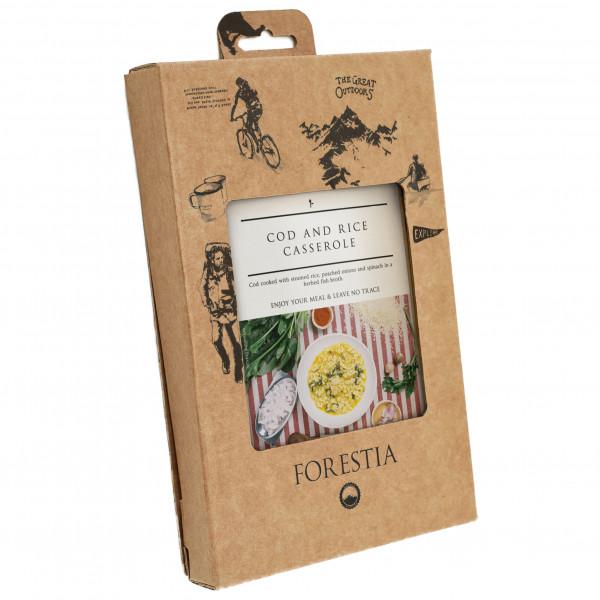 Forestia - Cod And Rice Casserole