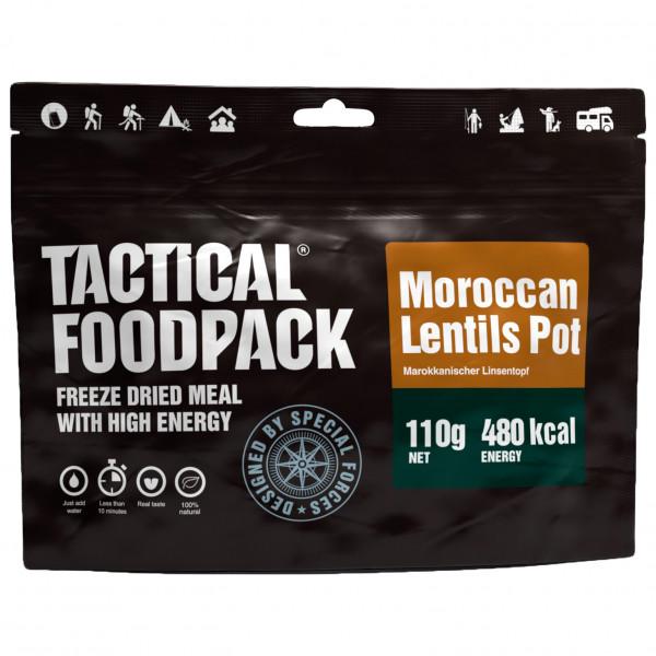 TACTICAL FOODPACK - Maroccan Lentils Pot