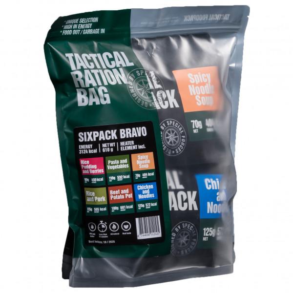 TACTICAL FOODPACK - Sixpack Bravo