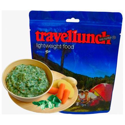 Travellunch - Spinat-Kartoffel-Topf - Vegetarisch