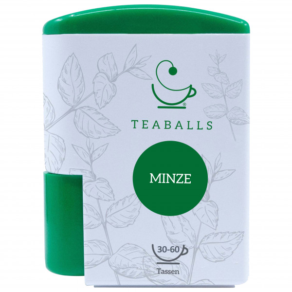Teaballs - Minze Spender - Tee