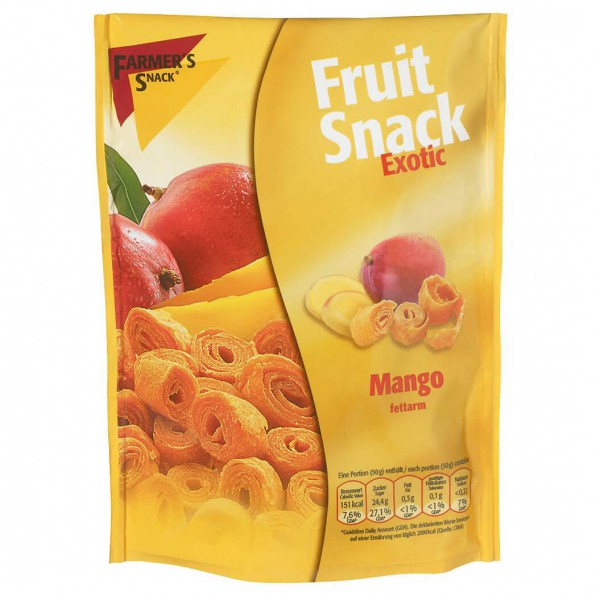 Farmer's Outdoor - Fruit Snack Mangorollen