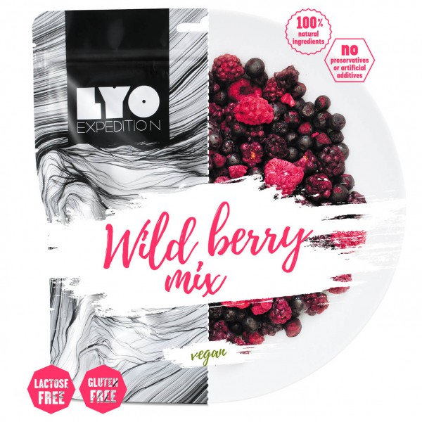 Lyo Food - Waldbereen Mix