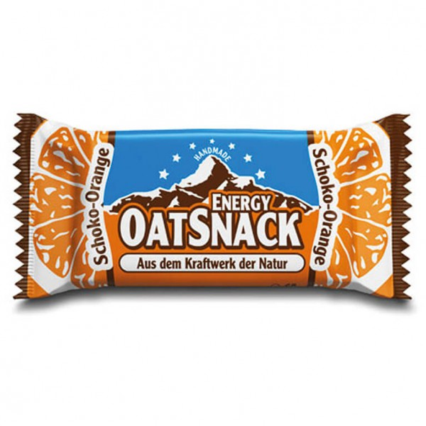 OatSnack - Energy Oatsnack Schoko-Orange - Snack