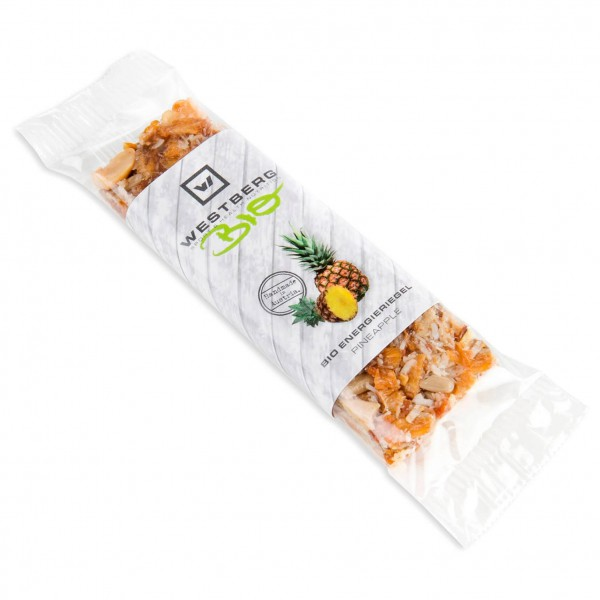 Westberg - BIO Energy Riegel Ananas - Energy bar
