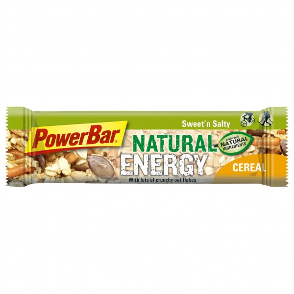 PowerBar - Natural Energy Cereal - Barre énergétique