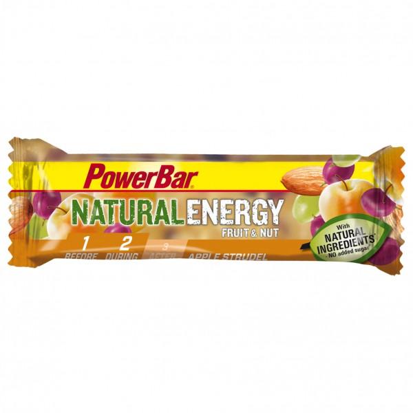 PowerBar - Natural Energy Fruit & Nut - Energiapatukat