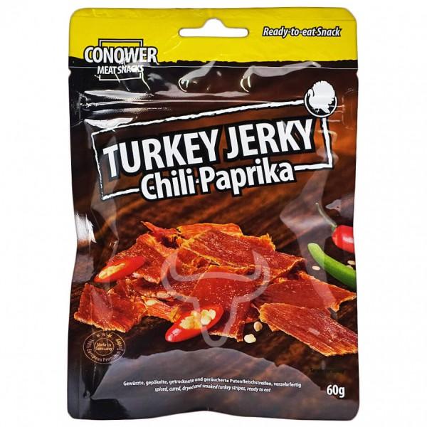 Conower Jerky - Turkey Jerky - Välipala
